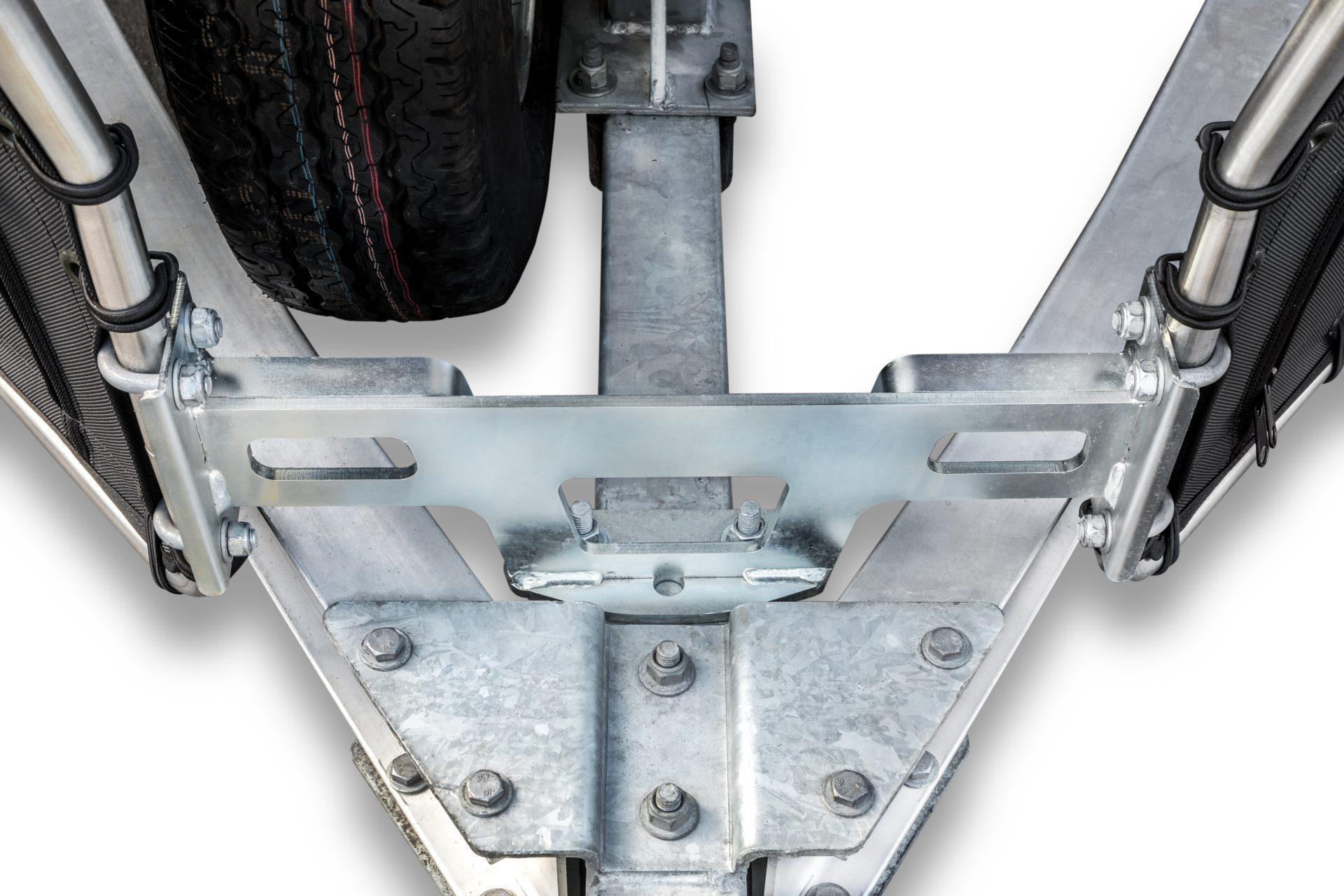 Front Mount Above