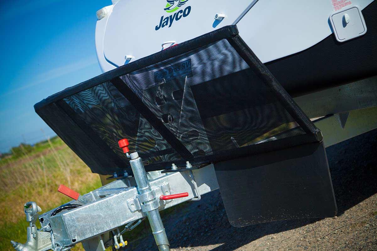 D-Flector Caravan